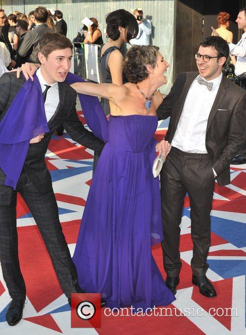 Tamsin Greig, Simon Bird, British Academy Television Awards