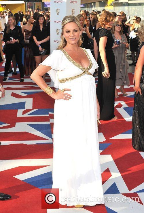 Tamzin Outhwaite and British Academy Television Awards 4