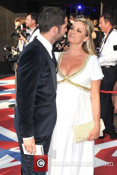 Tom Ellis, Tamzin Outhwaite and British Academy Television Awards
