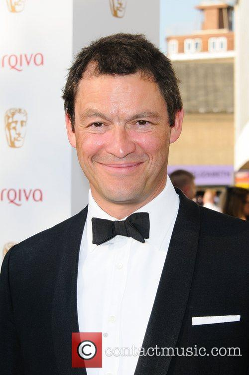Dominic West The 2012 Arqiva British Academy Television...
