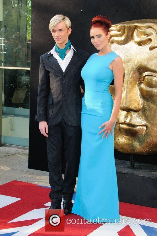 Harry Derbridge and Amy Childs The 2012 Arqiva...