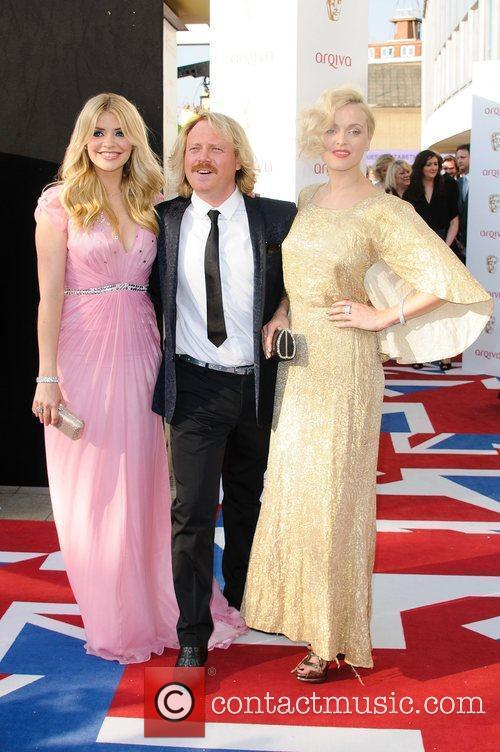 Holly Willoughby, Fearne Cotton, Leigh Francis and British Academy Television Awards 1