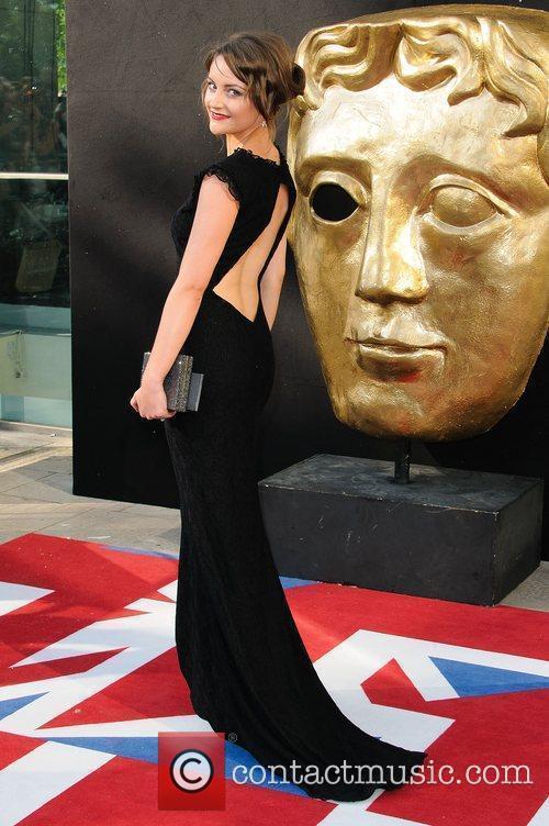 Paula Lane The 2012 Arqiva British Academy Television...