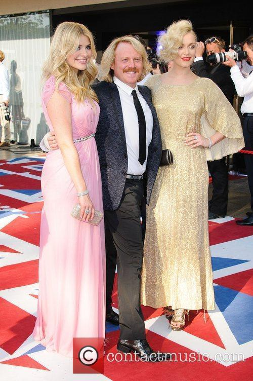 Holly Willoughby, Fearne Cotton, Leigh Francis and British Academy Television Awards 11