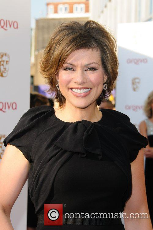 Kate Silverton and British Academy Television Awards 1