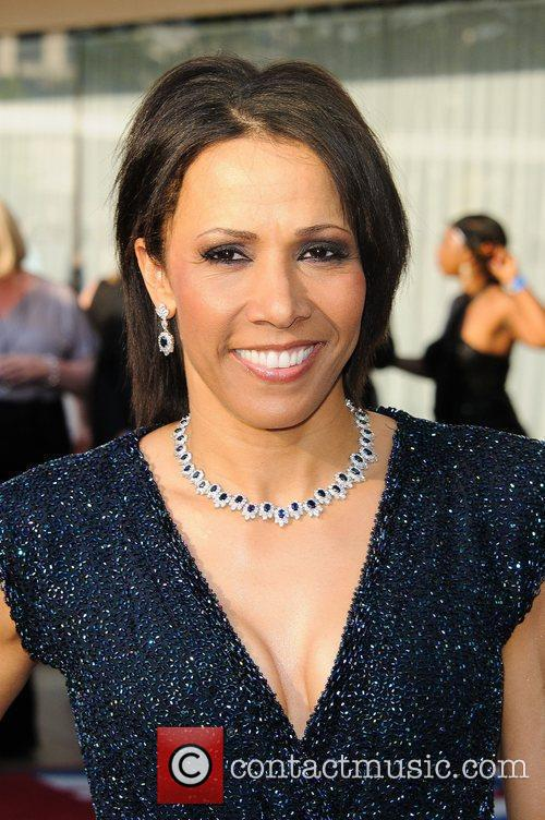Kelly Holmes and British Academy Television Awards