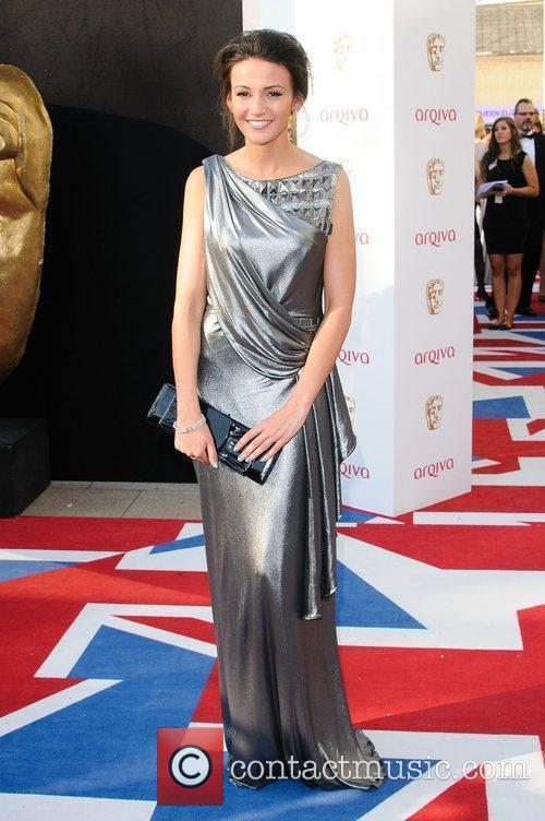 Michelle Keegan and British Academy Television Awards 5