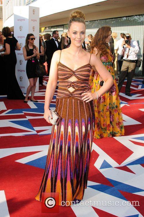 Miranda Raison and British Academy Television Awards 5