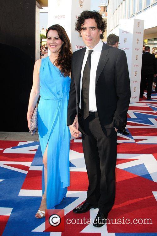 Stephen Mangan The 2012 Arqiva British Academy Television...