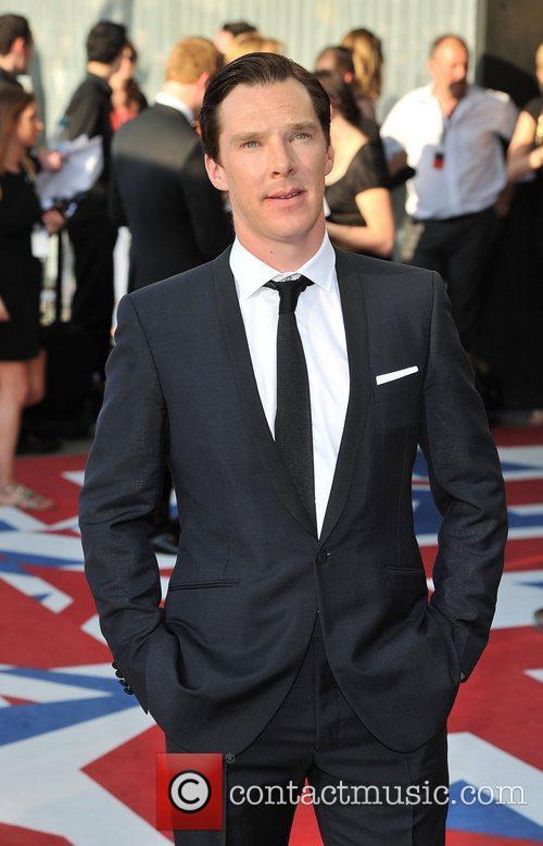 Benedict Cumberbatch Arqiva