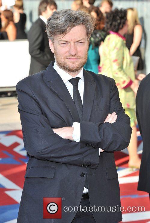 Charlie Brooker The 2012 Arqiva British Academy Television...