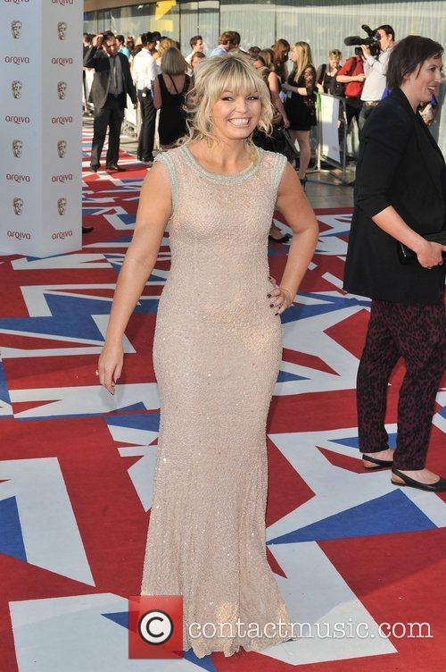 Kate Thornton and British Academy Television Awards 3