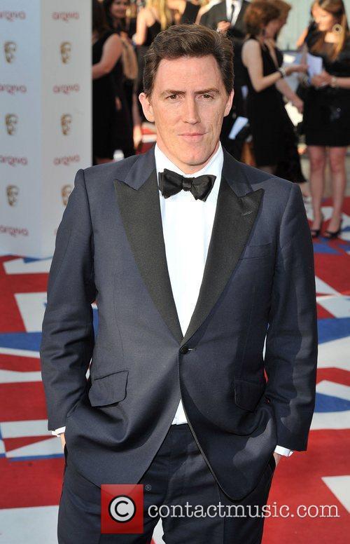 Rob Brydon The 2012 Arqiva British Academy Television...