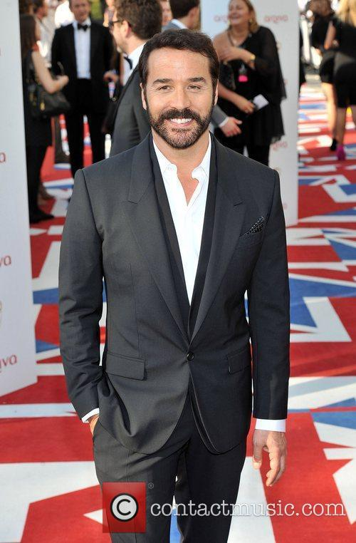 Jeremy Piven and British Academy Television Awards 3