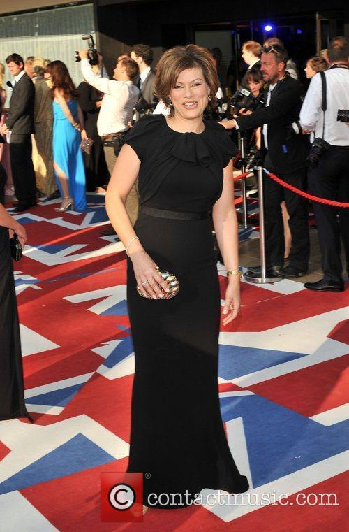 Kate Silverton and British Academy Television Awards 2