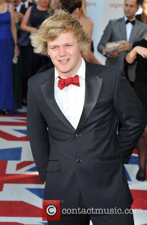 Guest, Sam Claflin, British Academy Television Awards