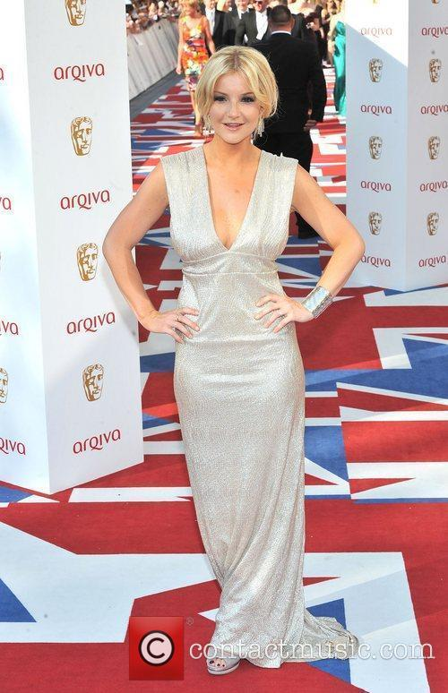 Helen Skelton and British Academy Television Awards 8