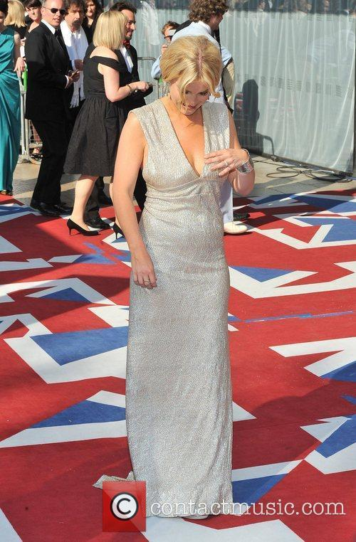 Helen Skelton and British Academy Television Awards 9