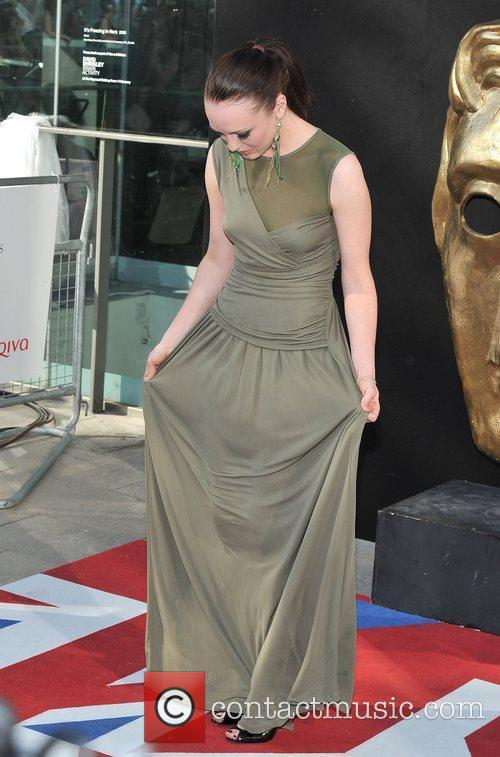 Laura Haddock and British Academy Television Awards 5
