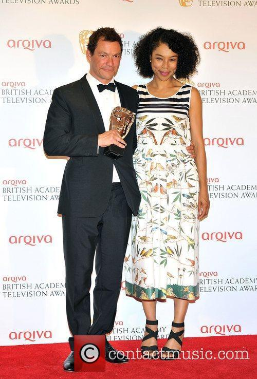 Dominic West and Sophie Okonedo 3