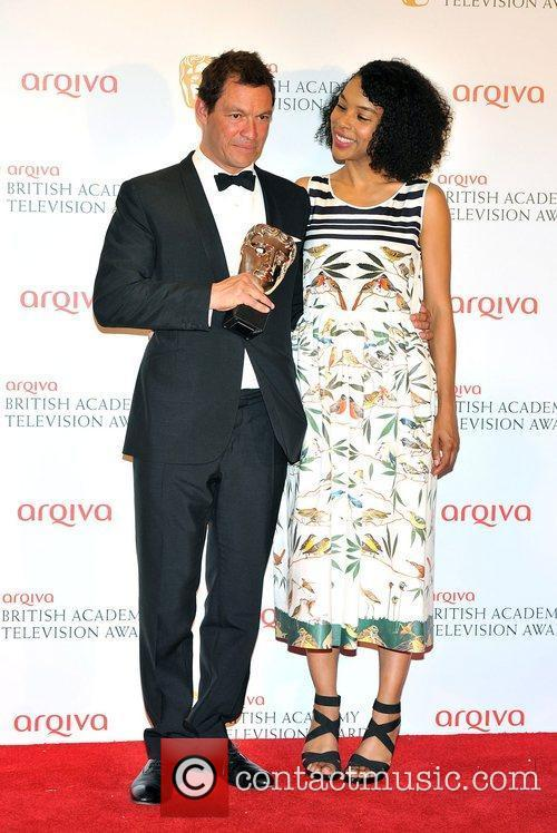 Dominic West and Sophie Okonedo 1