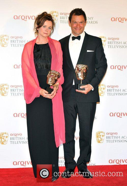 Emily Watson and Dominic West 2
