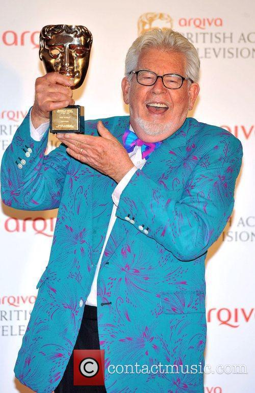 The 2012 Arqiva British Academy Television Awards held...