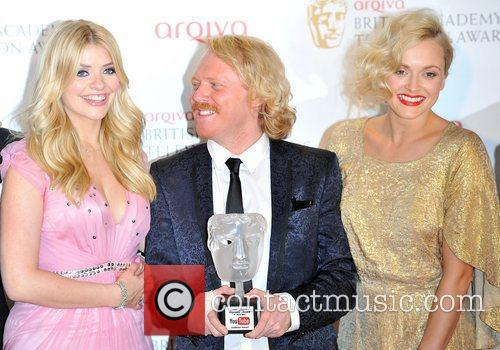 Holly Willoughby, Fearne Cotton, Leigh Francis and British Academy Television Awards 3