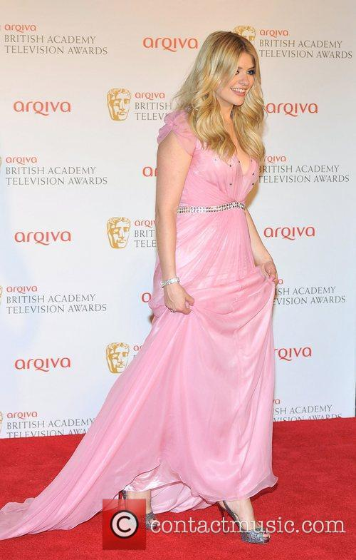 Holly Willoughby and British Academy Television Awards 4