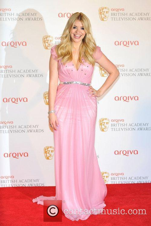 Holly Willoughby and British Academy Television Awards 5