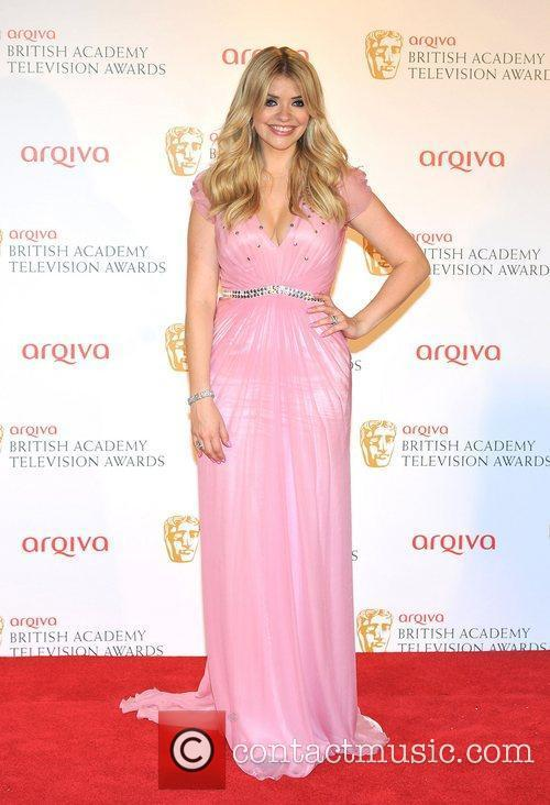 Holly Willoughby and British Academy Television Awards 6