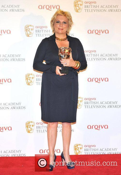 Jennifer Saunders and British Academy Television Awards 7
