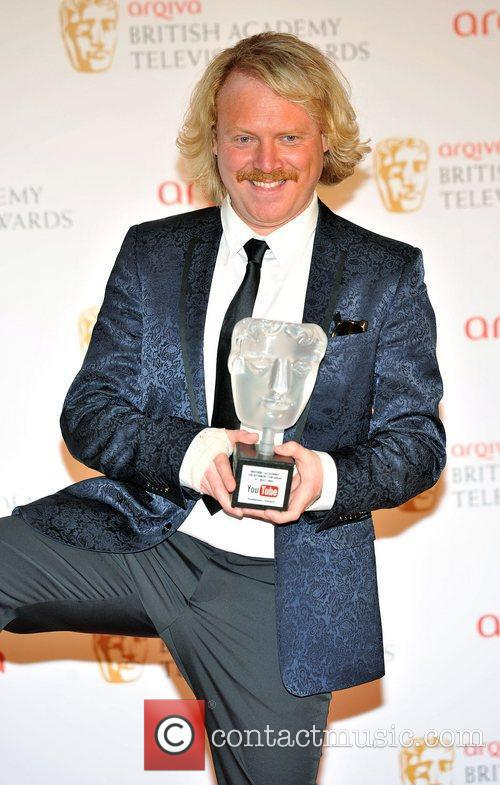 leigh francis the 2012 arqiva british academy 3911417