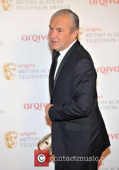 Sir Alan Sugar and British Academy Television Awards 3