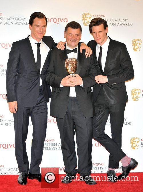 Benedict Cumberbatch, Matt Smith, British Academy Television Awards