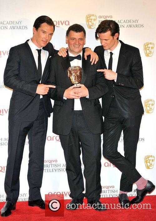 Benedict Cumberbatch, Matt Smith and British Academy Television Awards 1