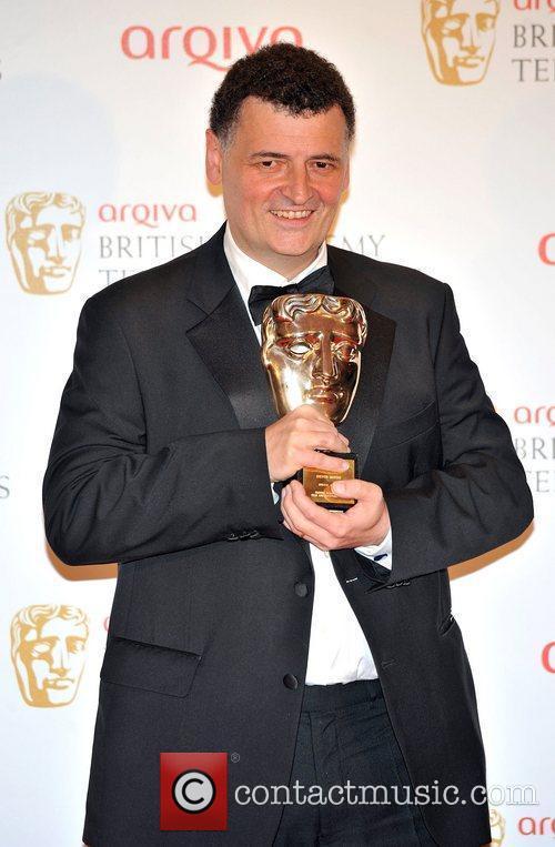 Steven Moffat The 2012 Arqiva British Academy Television...