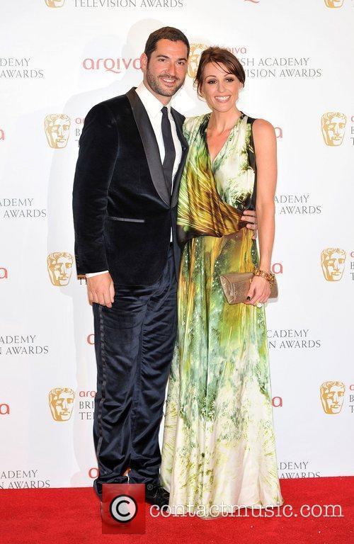 Tom Ellis, Suranne Jones and British Academy Television Awards 2
