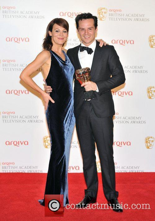 Andrew Scott and British Academy Television Awards 3