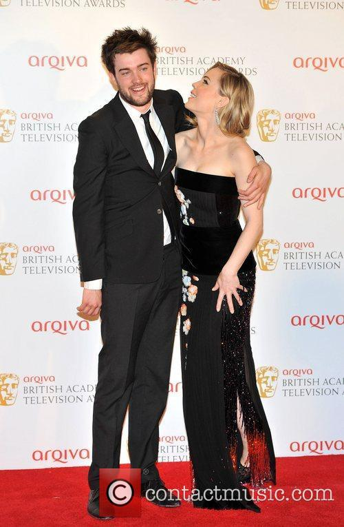 Melissa George and British Academy Television Awards