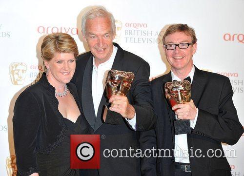 Clare Balding, Jon Snow, Jim Gray The 2012...