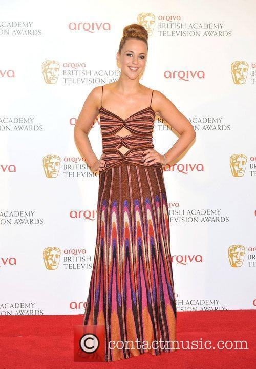 Miranda Raison and British Academy Television Awards 1