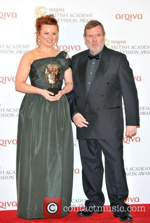 Timothy Spall and British Academy Television Awards 4