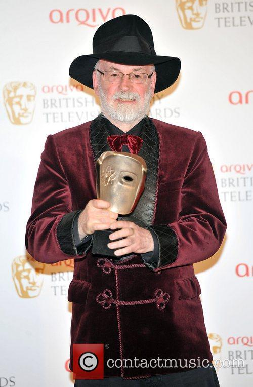 Terry Pratchett and British Academy Television Awards