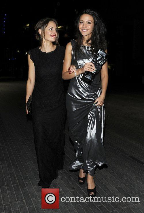 Michelle Keegan and British Academy Television Awards 6