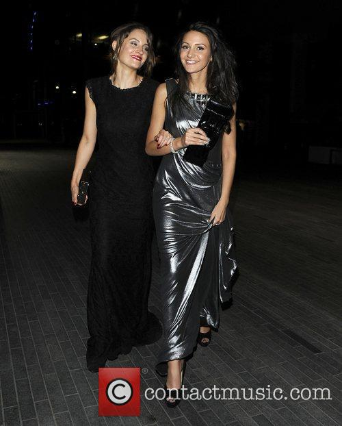 Michelle Keegan and British Academy Television Awards 9