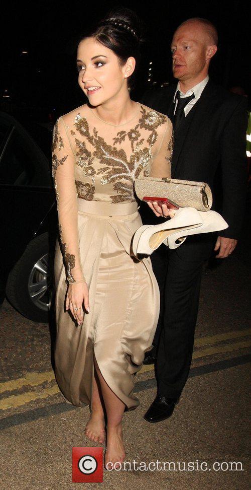 Jake Wood and British Academy Television Awards 2