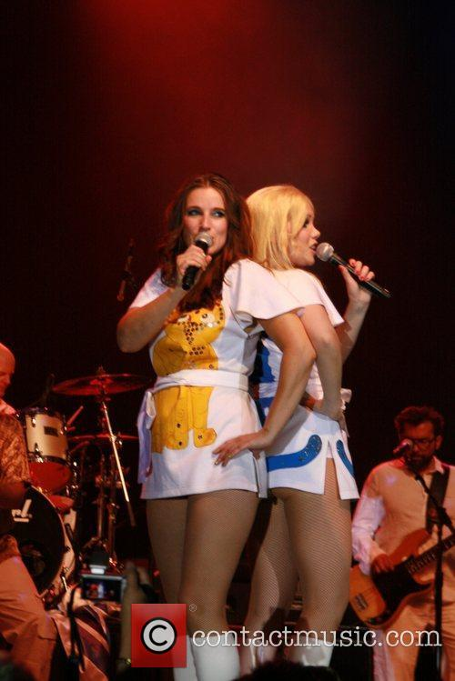 abba perform live at the new york 5841935