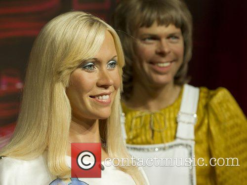 ABBA take their place amongst musical legends at...