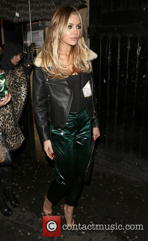 Abbey Clancy, Abigail Clancy, Academy, Liverpool, John, The Razz and The View 1